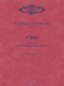 BREMOND F. 1ER SOLO COR