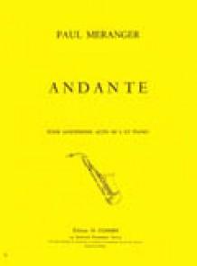 MERANGER P. ANDANTE SAXO MIB