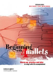 BOREL S. BEGINNING WITH 4 MALLETS