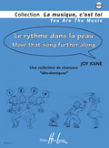 KANE J. LE RYTHME DANS LA PEAU