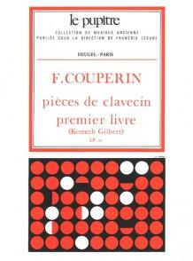 COUPERIN F. PIECES DE CLAVECIN VOL 1