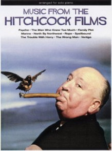 HITCHCOK FILMS MUSIC FROM PIANO SOLO