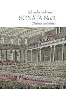 TORBIANELLI E. SONATA N°2 CLARINETTE BASSE