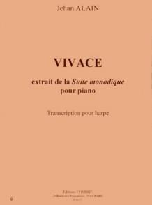 ALAIN J. VIVACE HARPE