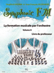 DRUMM S./ALEXANDER J.F. SYMPHONIC FM VOL 8 PROFESSEUR