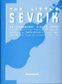 SEVCIK THE LITTLE SEVCIK VIOLON