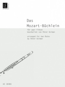 MOZART W.A. SELECTED 2 FLUTES