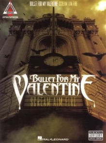 BULLET FOR MY VALENTINE SCREAM AIM FIRE GUITARE