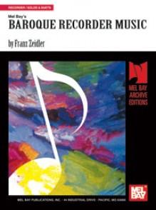 BAROQUE RECORDER MUSIC