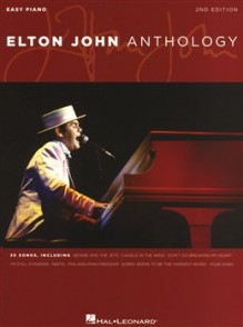 JOHN E. ANTHOLOGY EASY PIANO
