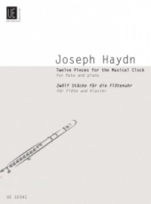 HAYDN J. 12 PIECES FOR THE MUSICAL CLOCK FLUTE