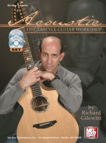 GILEWITZ ACOUSTIC FINGERSTYLE GUITAR