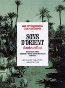 SONS D'ORIENT PVG