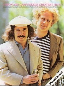 SIMON AND GARFUNKEL GREATEST HITS PIANO VOCAL