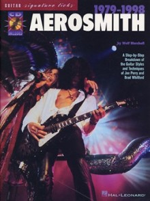 AEROSMITH 1979-1998 SIGNATURE LICKS GUITARE TAB