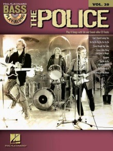 BASS PLAY-ALONG VOL 20 THE POLICE BASSE