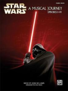 STAR WARS A MUSICAL JOURNEY SAXO TENOR