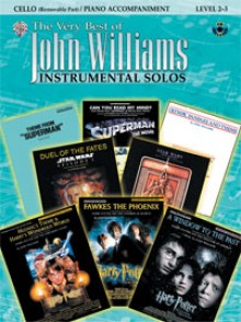 WILLIAMS J. THE VERY BEST OF INSTRUMENTAL SOLOS CELLO