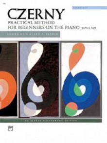 CZERNY K. LE PREMIER MAITRE DU PIANO OP 599
