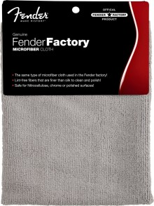 CHIFFON FENDER GENUINE FACTORY SHOP CLOTH