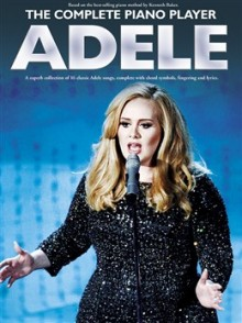ADELE THE COMPLETE PIANO PLAYER