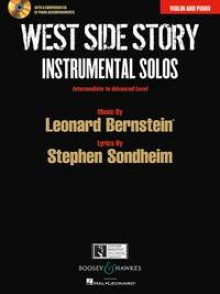 WEST SIDE STORY INSTRUMENTAL SOLOS VIOLON