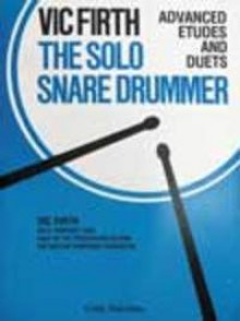 VIC FIRTH THE SOLO SNARE DRUMMER PERCUSSION