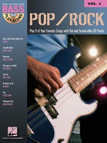 BASS PLAY-ALONG VOL 03 POP/ROCK BASSE