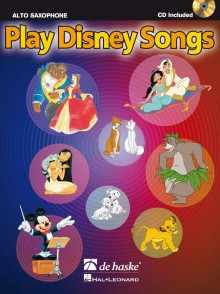 PLAY DISNEY SONGS SAXOPHONE ALTO