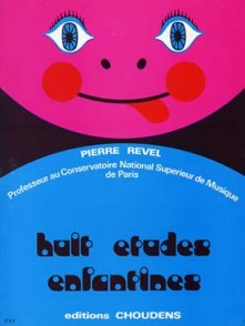 REVEL P. ETUDES ENFANTINES PIANO