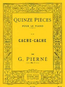 PIERNE G. CACHE-CACHE PIANO