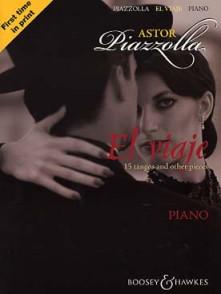 PIAZZOLLA A. EL VIAJE PIANO