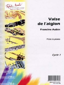AUBIN F. VALSE DE L'AIGLON FLUTE