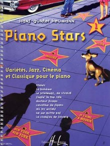 HEUMANN H.G. PIANO STARS VOL 1
