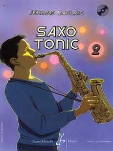 NAULAIS J. SAXO TONIC VOL 2 SAXO ALTO
