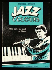 STOKES R. JAZZ COLOURS FLUTE