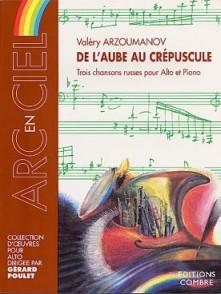 ARZOUMANOV V. DE L'AUBE AU CREPUSCULE ALTO