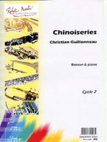 GUILLONNEAU C. CHINOISERIES BASSON