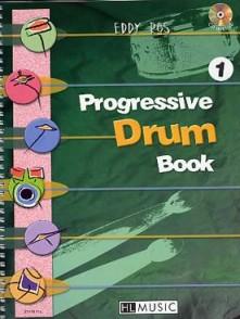 ROS E. PROGRESSIVE DRUM BOOK 1