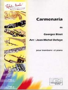 BIZET G. CARMENARIA TROMBONE