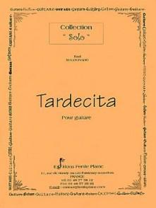 MALDONADO R. TARDECITA GUITARE