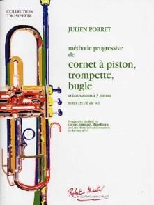 PORRET J. METHODE PROGRESSIVE DE TROMPETTE