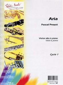 PROUST P. ARIA ALTO