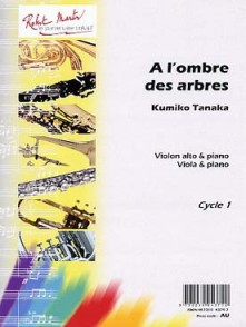 TANAKA K. A L'OMBRE DES ARBRES ALTO