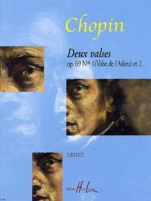 CHOPIN F. VALSES OP POSTH 69 PIANO