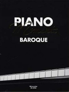 PIANO MOMENTS BAROQUE PIANO