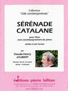 JOUBERT C.H. SERENADE CATALANE FLUTE