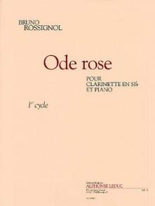 ROSSIGNOL B. ODE ROSE CLARINETTE