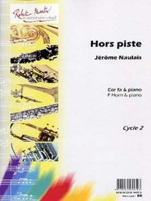 NAULAIS J. HORS PISTE COR EN FA