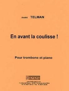 TELMAN A. EN AVANT LA COULISSE! TROMBONE